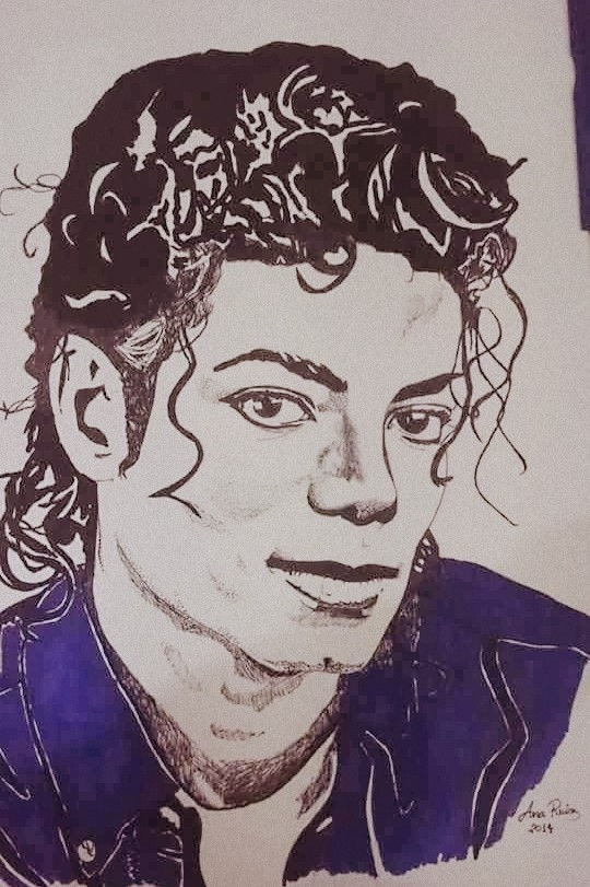 Michael Jackson by 12197711